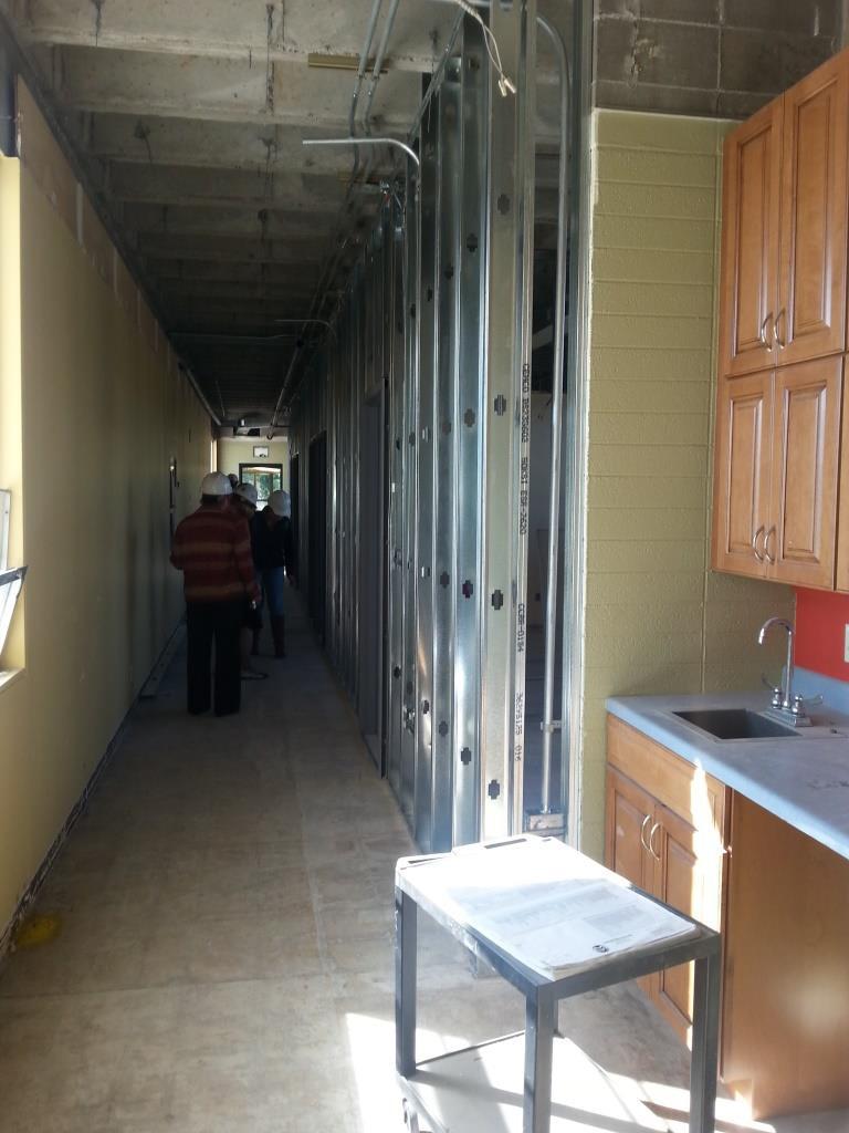 Update eddy remodel for Ada compliant hallway