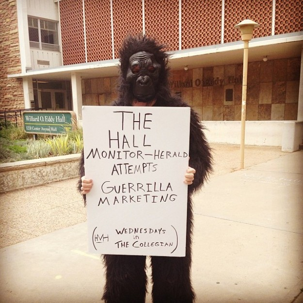 Gorilla Marketing: Chris Vanjonack
